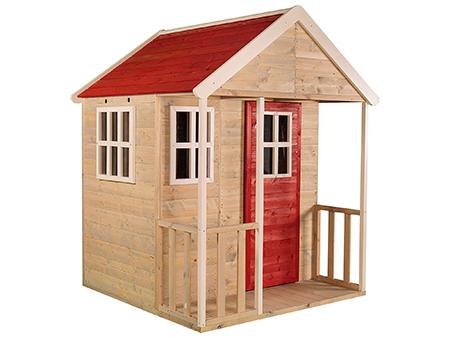 casita para niños exterior