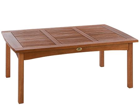 mesa madera jardin