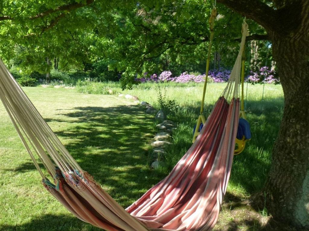 hamacas para árboles en jardín o campo 17
